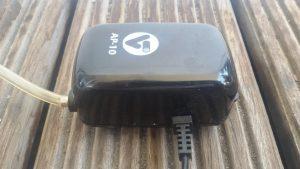 Luftpumpe - Die AP-10 ist nicht wohnzimmertauglich aber für outdoor oder wenn Geräusch keine Roll spielt, gut zu gebrauchen